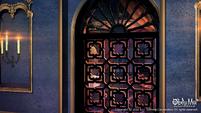 Bedroom - Belphegor Attic Door