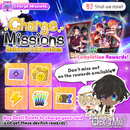 Lesson Release Celebration Charge Mission