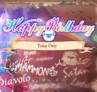 Player's Birthday