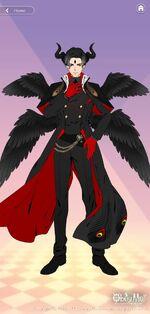 Lucifer's Demon Outfit