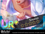 Rain, a Fire and Simeon