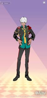 Mammon's RAD Outfit