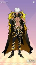 Mammon's TSL Costume