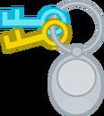Key Chain (Newer)