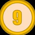 Score 9 Token