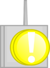 Caution Button