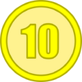 Score 10 Token
