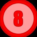 Score 8 Token