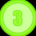 Score 3 Token