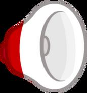Megaphone Head 2019 2