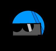 Flight Helmet Body BFB