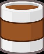 Paint Bucket Brown