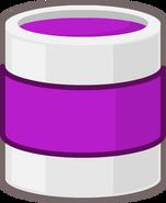 Paint Bucket Purple