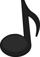 Music Note Body ZOMG