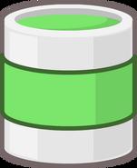 Paint Bucket Green