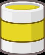 Paint Bucket Yellow