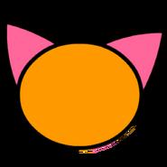 Fan-Made Kitty Head