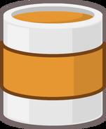 Paint Bucket Orange
