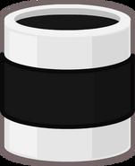 Paint Bucket Black
