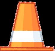Traffic Cone new body