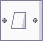 Light Switch (CTC 7) Body