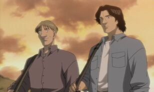 Grimmer and tenma