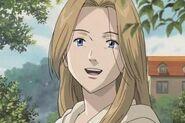 Nina smile