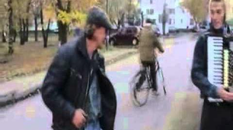 Bicycle Teleportation In Russia