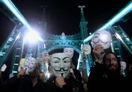 Bp Anonymous-Million-Mask-March