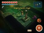 Knight's Tomb - Crypt