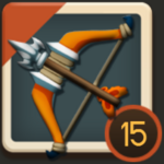 Bow and Arrows Menu Icon.png