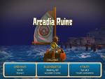 Hero Approaches Arcadia Ruins