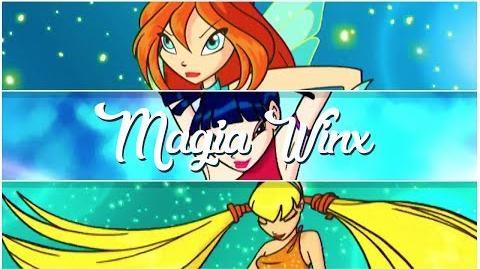 O Clube das Winx - Temporadas 1, 2 & 3- Transformação Magia Winx! Completa! Português!