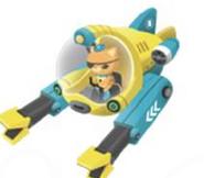 Gup U Submarine Mode-0