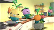 Vegimals cooking together