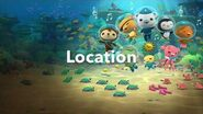 Location - Octonauts And The Great Barrier Reef