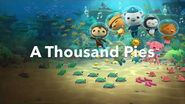 A Thousand Pies - Octonauts And The Great Barrier Reef