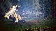 Azure-eyed Tiger Battlefield