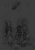 Octopath Novel Ophilia and Haanit