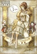 Octopath Champions of the Continent Countdown 1