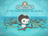 The Octonauts and the Yellow-Bellied Sea Snakes