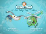 The Octonauts and the Baby Sea Turtles