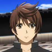 Sagara Yoshiharu Anime