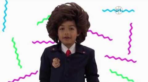 Odd Squad 80's theme Music Video
