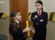 Odd squad olive & orchid1