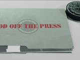 Odd Off The Press