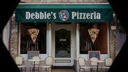 Delivery debbies pizza