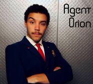 Odd Squad Live Adult Orion