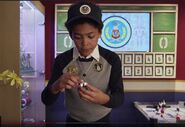 Coach O from PBS Kids Odd Squad on Oylmpia Oddtube video