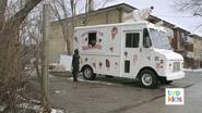 Ice cream truck - ninja situation